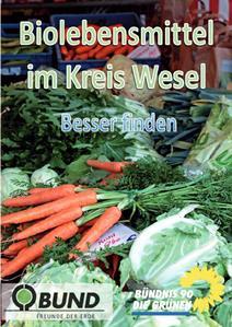 Titelblatt des Bio-Einkaufsführers